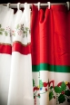 Holiday Shower Curtains from $24.00 found in the Gibbons Home Store
